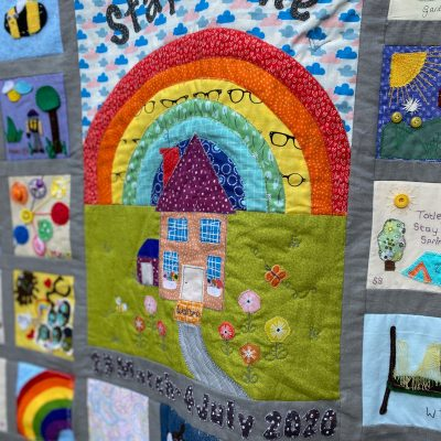 StayHomequilt